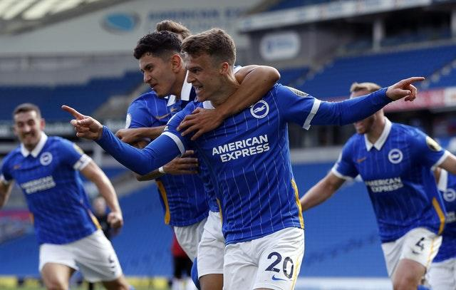 Solly March thought he had earned a point
