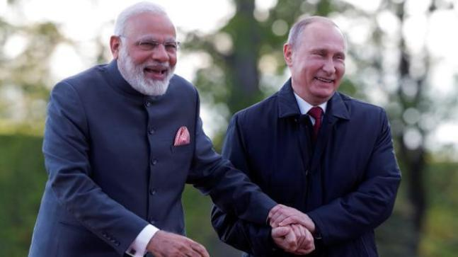India's Russia rebalance resumes after 2 Plus 2