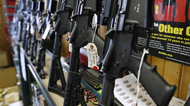 Why Most Americans Can Buy AR-15s Before They Can Have Their First Beer