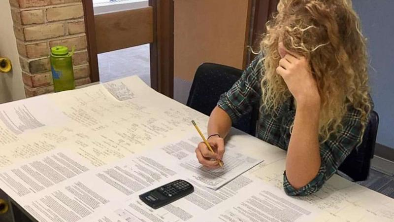 Student finds loophole to pass 1st test of the semester, to teacher's delight
