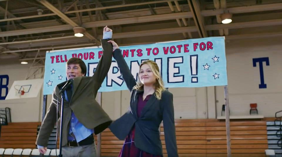 """<p>High school rom-com <strong>Class Rank</strong> tells the story of two teen outcasts who try to take down the school board together, only to end up falling in love.</p> <p>Watch <a href=""""https://www.netflix.com/title/80987075"""" class=""""link rapid-noclick-resp"""" rel=""""nofollow noopener"""" target=""""_blank"""" data-ylk=""""slk:Class Rank""""><strong>Class Rank</strong></a> on Netflix now.</p>"""