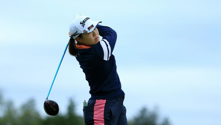 Japan's Hataoka grabs one-stroke LPGA ShopRite lead