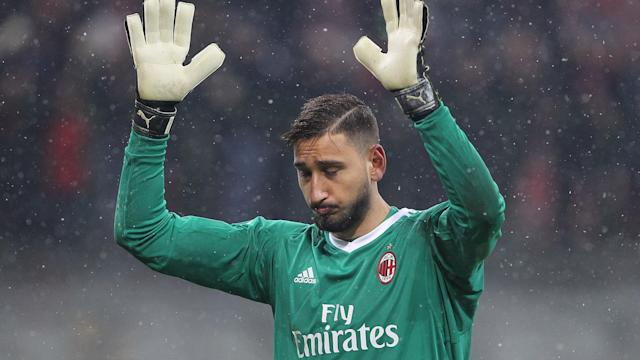 The Milan goalkeeper insists he is unaware where he will end up this summer, choosing to trust such affairs to his representative