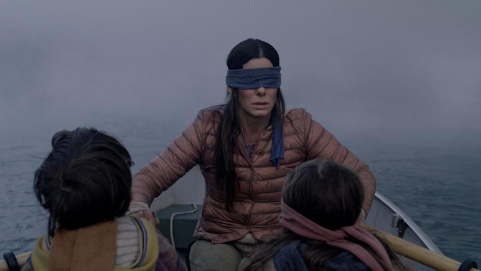 """The Spanish remake of """"Bird Box"""" goes into production this fall. - Credit: Courtesy of Netflix"""
