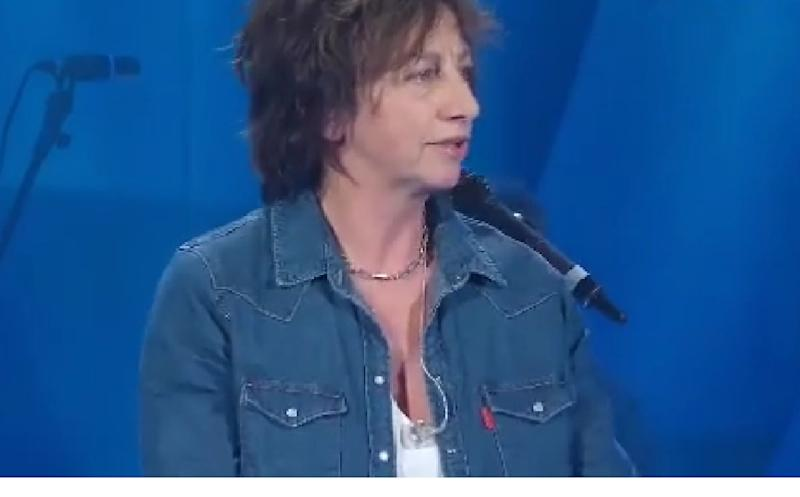Gianna Nannini interrotta Domenica In