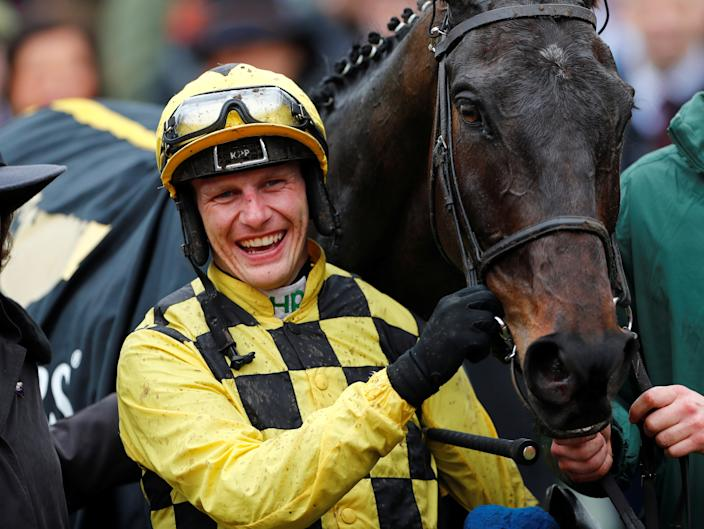 Al Boum Photo won last year's Gold Cup in the colours of the Donnelly family - who could have another meeting to remember in 2020