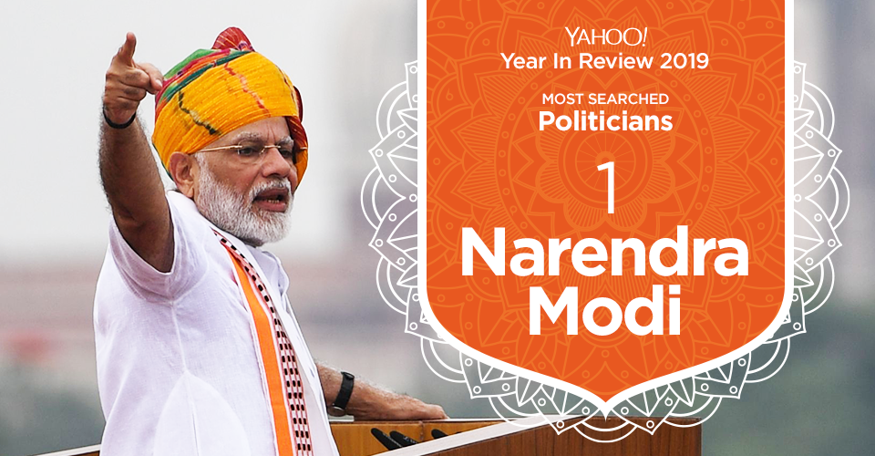 Oversaw the Balakot strikes. Won the general elections with a bigger majority than before. Helmed the abrogation of Article 370. Expedited the Ayodhya verdict. Bolstered his image as a tough, decisive leader. Continues to be the most popular, and effective, politician in contemporary India.