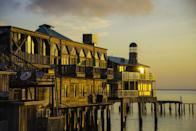 """<p><a href=""""https://go.redirectingat.com?id=74968X1596630&url=https%3A%2F%2Fwww.tripadvisor.com%2FTourism-g34126-Cedar_Key_Florida-Vacations.html&sref=https%3A%2F%2Fwww.esquire.com%2Flifestyle%2Fg35036575%2Fsmall-american-town-destinations%2F"""" rel=""""nofollow noopener"""" target=""""_blank"""" data-ylk=""""slk:This secluded beach community"""" class=""""link rapid-noclick-resp"""">This secluded beach community</a> is less about the hustle and bustle and more about small town living. Proof: The restaurant- and buffet-filled streets of the mile-long historic district are filled with bicycles instead of cars.</p>"""