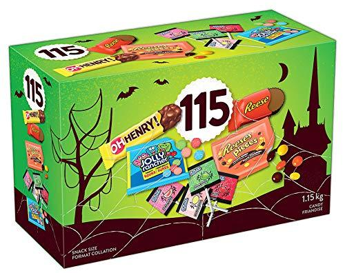Hershey's Assorted Halloween Chocolates and Candy