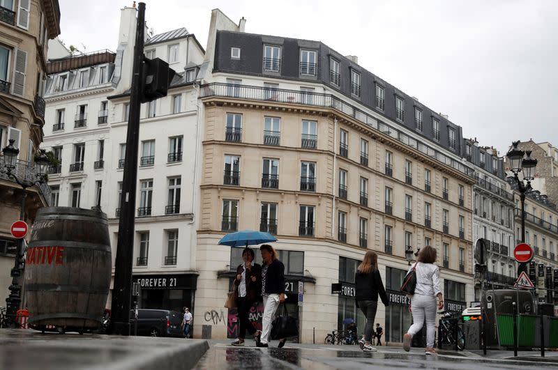 FILE PHOTO: IKEA agrees to buy Paris site as part of inner-city push