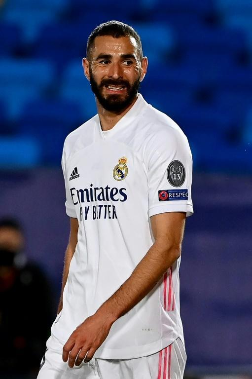 Karim Benzema and Real Madrid pipped Barcelona to the title last season but have lost back-to-back games ahead of the Clasico