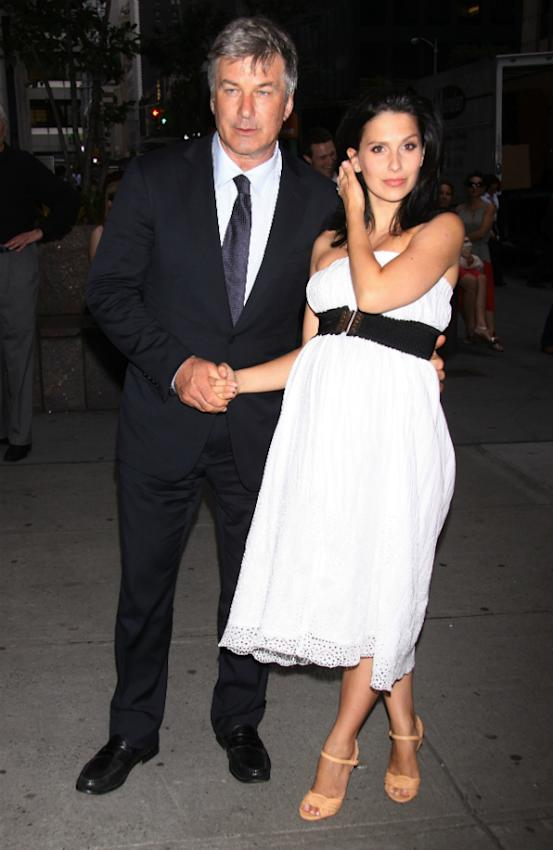 'Big Name For A Little Baby': Alec Baldwin's Wife Reveals The Name Of Their Unborn Baby
