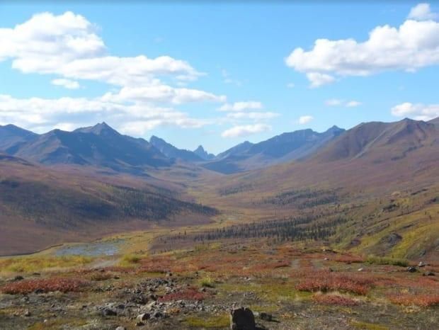 The view of the North Klondike Valley in Tombstone Territorial Park, Yukon. The Dawson Regional Planning Commission released its draft land use plan Tuesday. (Yukon Government - image credit)