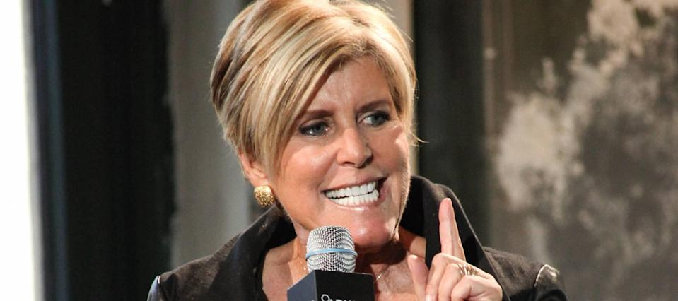Suze Orman thinks rising stock prices could be a problem for you — here's why