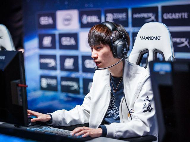 Doinb is the starting mid laner for QG Reapers (IEM)