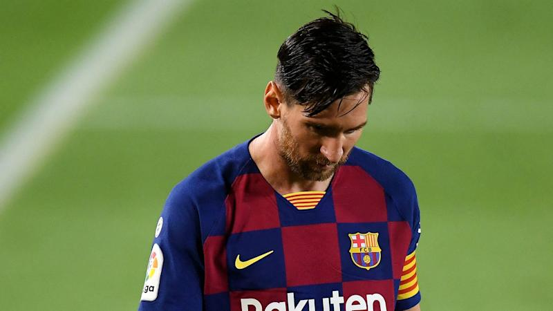 Messi fails to report for pre-season medical tests at Barcelona as he continues to seek transfer