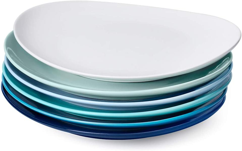 Sweese 11-Inch Porcelain Dinner Plates