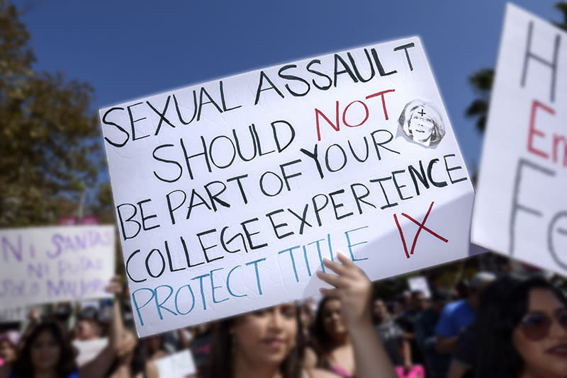 Consent is still misunderstood on college campuses, and this is how one university community fights rape culture