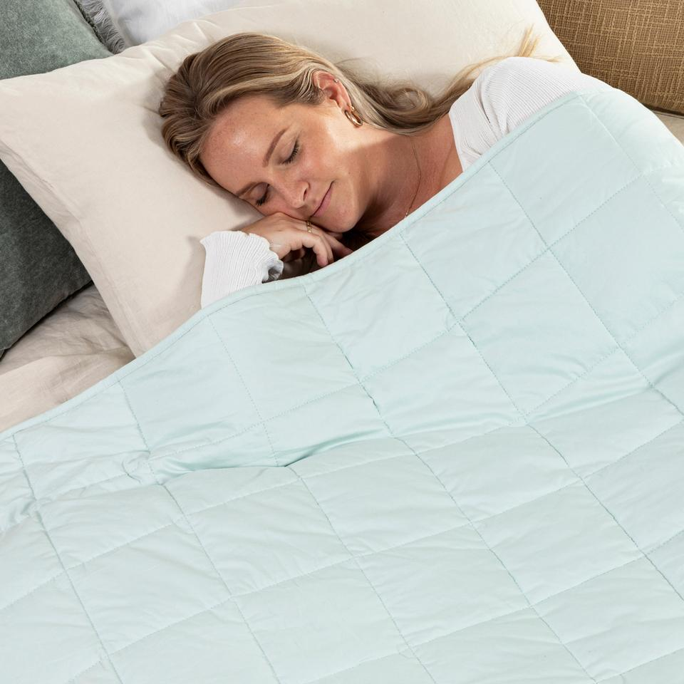 PillowTalk Tranquility Weighted Blanket, from $159