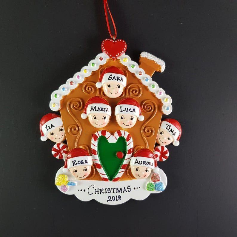 """<p><strong>ChristmasKeepsake</strong></p><p>etsy.com</p><p><strong>$19.46</strong></p><p><a href=""""https://go.redirectingat.com?id=74968X1596630&url=https%3A%2F%2Fwww.etsy.com%2Flisting%2F637249346%2Fpersonalized-christmas-ornament&sref=https%3A%2F%2Fwww.womenshealthmag.com%2Flife%2Fg19924022%2Fbest-gifts-for-parents%2F"""" rel=""""nofollow noopener"""" target=""""_blank"""" data-ylk=""""slk:Shop Now"""" class=""""link rapid-noclick-resp"""">Shop Now</a></p><p>If one of your family's favorite holiday traditions is decorating the Christmas tree, then make this year extra special by gifting your parents a handmade, custom ornament with all their kids and/or grandkids. </p>"""