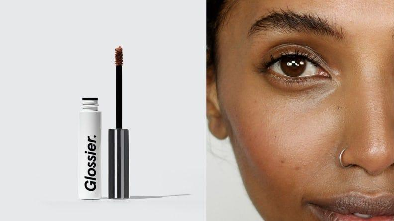 Glossier's Boy Brow gives you runway-worthy arches with a flick of your wrist.
