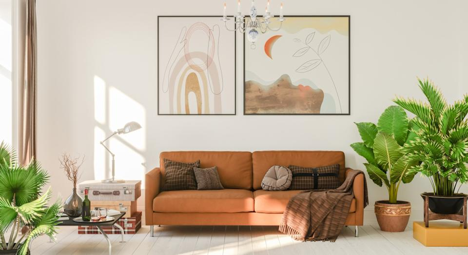 Homebase's huge furniture sale is filled with chic bargains you won't want to miss. (Getty Images)