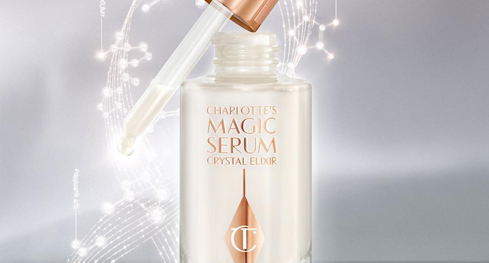 Charlotte Tilbury just launched her first-ever serum. (Charlotte Tilbury)