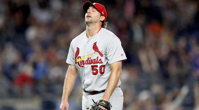 Here's one bit of good news for the St. Louis Cardinals: At least they don't have the worst record in baseball.