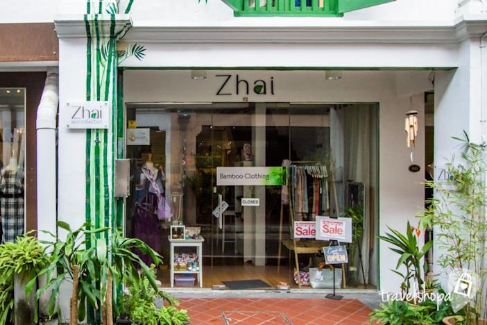 Zhai Eco Collection (82 Haji Lane) (Image Credit: Travelshopa)
