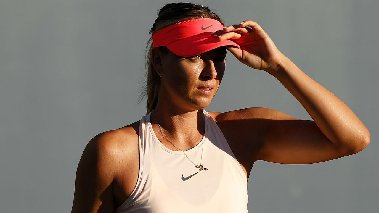 After losing the 2015 Australian Open final, Maria Sharapova did not expect her career to continue beyond the 2016 Olympics in Rio.