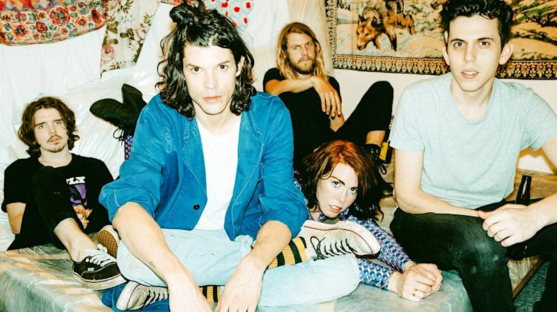 Grouplove Talk Surviving Chaos for Anthemic 'Big Mess'