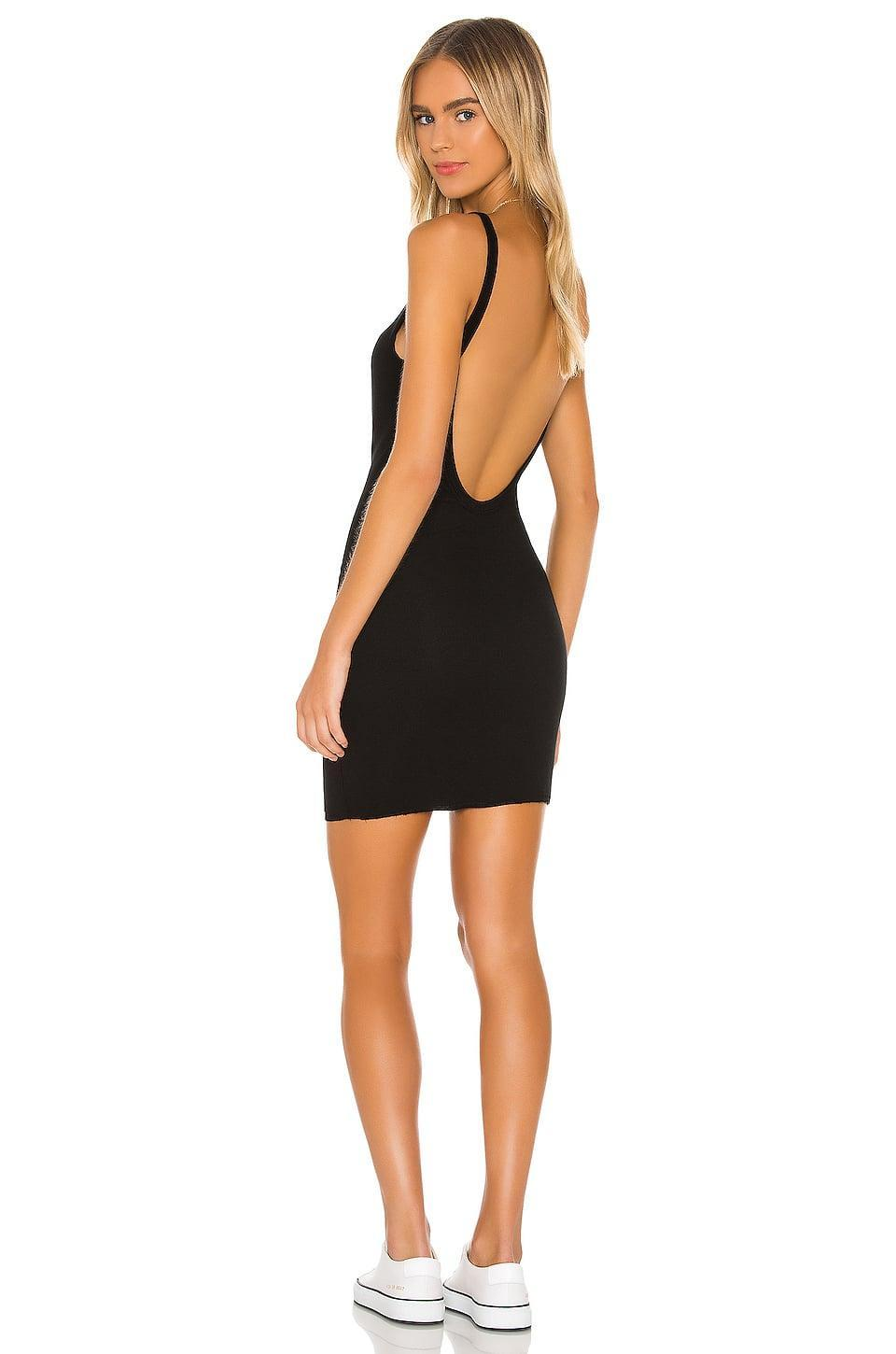 <p>This <span>Cotton Citizen The Verona Tank Dress</span> ($128) is a sexy t-shirt dress, and they will fall in love.</p>