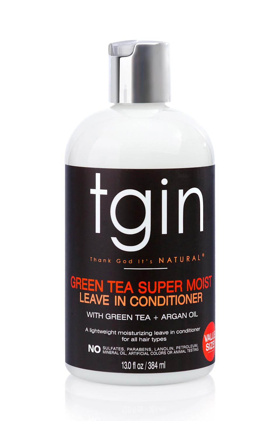 """<p><strong>tgin</strong></p><p>ulta.com</p><p><strong>$14.99</strong></p><p><a href=""""https://go.redirectingat.com?id=74968X1596630&url=https%3A%2F%2Fwww.ulta.com%2Fgreen-tea-super-moist-leave-in-conditioner-13oz%3FproductId%3Dpimprod2005382&sref=https%3A%2F%2Fwww.cosmopolitan.com%2Fstyle-beauty%2Fbeauty%2Fg35265911%2F4a-hair-products%2F"""" rel=""""nofollow noopener"""" target=""""_blank"""" data-ylk=""""slk:Shop Now"""" class=""""link rapid-noclick-resp"""">Shop Now</a></p><p>For 4a hair types that are on the dryer side, opt for this <a href=""""https://www.cosmopolitan.com/style-beauty/beauty/g27345497/best-leave-in-conditioners-curly-hair/"""" rel=""""nofollow noopener"""" target=""""_blank"""" data-ylk=""""slk:leave-in"""" class=""""link rapid-noclick-resp"""">leave-in</a> conditioner <em><em>before </em></em>you layer on your curl cream (again: you want to apply your products to soaking wet hair). Even though it's nice and lightweight, the formula is still suuuper hydrating, thanks to <strong>hair-smoothing ingredients like green tea, argan oil, and shea butter</strong>. </p>"""