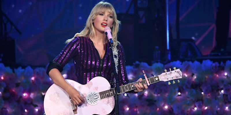 Taylor Swift Says She Plans to Re-Record Her Back Catalog to Regain Control of Her Masters