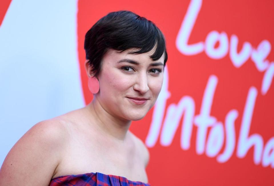 Zelda Williams remembered dad Robin on what would have been his birthday. (Photo: VALERIE MACON/AFP via Getty Images)