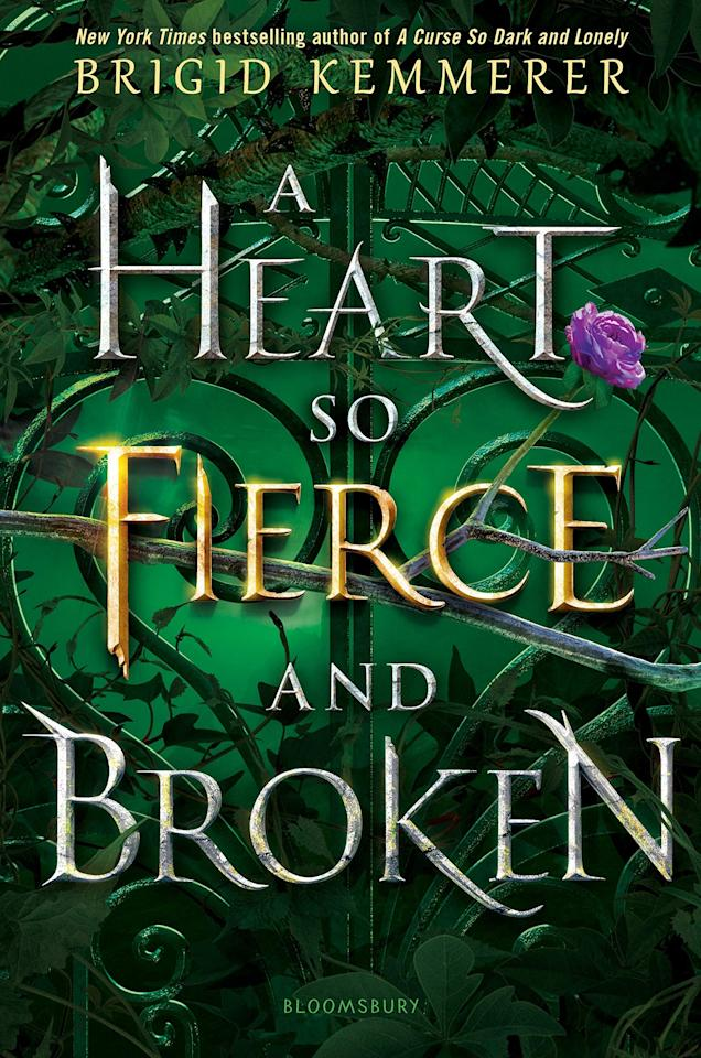"""<p><a href=""""https://www.popsugar.com/buy?url=https%3A%2F%2Fwww.amazon.com%2FHeart-So-Fierce-Broken%2Fdp%2F1681195119&p_name=%3Cstrong%3EA%20Heart%20so%20Fierce%20and%20Broken%3C%2Fstrong%3E&retailer=amazon.com&evar1=buzz%3Aus&evar9=46547039&evar98=https%3A%2F%2Fwww.popsugar.com%2Fphoto-gallery%2F46547039%2Fimage%2F46547180%2FHeart-so-Fierce-Broken&list1=books&prop13=api&pdata=1"""" rel=""""nofollow"""" data-shoppable-link=""""1"""" target=""""_blank"""" class=""""ga-track"""" data-ga-category=""""Related"""" data-ga-label=""""https://www.amazon.com/Heart-So-Fierce-Broken/dp/1681195119"""" data-ga-action=""""In-Line Links""""><strong>A Heart so Fierce and Broken</strong></a> is Brigid Kemmerer's sequel to her YA fantasy novel <strong>A Curse So Dark and Lonely</strong>. The curse on Emberfell is broken, but their troubles are just beginning. With the people questioning whether their prince is the true heir and whether forbidden magic has been released in their world, this series is just getting started. </p> <p><strong>Release date:</strong> Jan. 7</p>"""