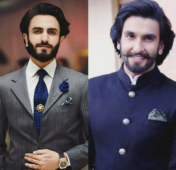 This Ranveer Singh's doppelganger from Pakistan is breaking the internet and how!