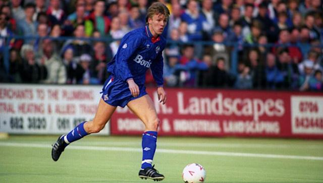 <p><strong>Premier League team at the time: Oldham Athletic</strong></p> <br><p>A hard-working Norwegian full-back, Gunnar Halle was a Premier League mainstay for a decade, after playing for Oldham Athletic, Leeds United and Bradford City in the English top flight.</p> <br><p>Halle had arrived at Boundary Park on Joe Royle's behest a year before the Premier League's inception and he is regarded as one of the Latics' finest ever players, before moving on to the two Yorkshire sides. </p>