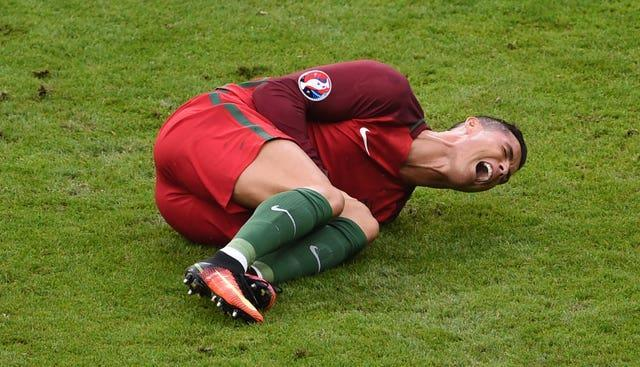 Ronaldo says Portugal's Euro 2016 win was his most important trophy, despite coming off injured in the first half of the final