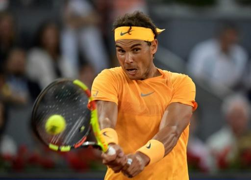 ATP Madrid: Rafael Nadal counts to 50, breaking another Open era record