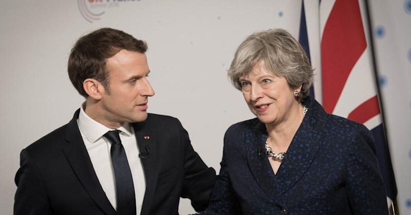 "Emmanuel Macron has said he would ""love"" if Britain returned to the EU, adding the Brexit referendum was a ""mistake""."