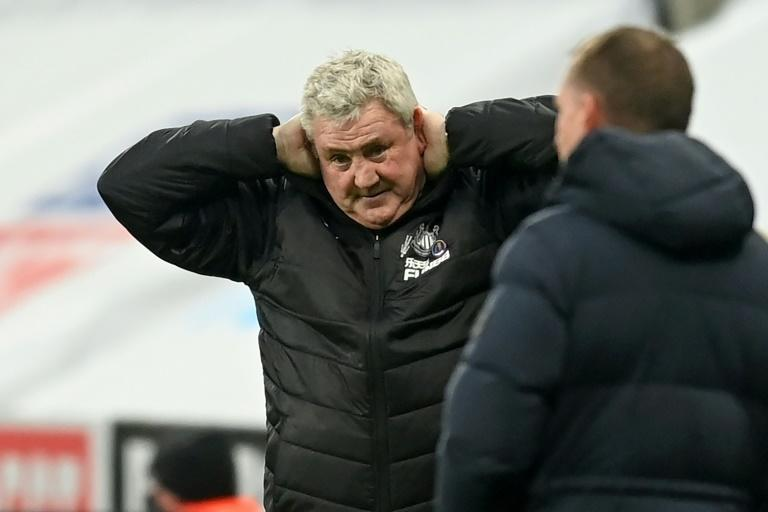 Newcastle United manager Steve Bruce faced a coronavirus outbreak at the club