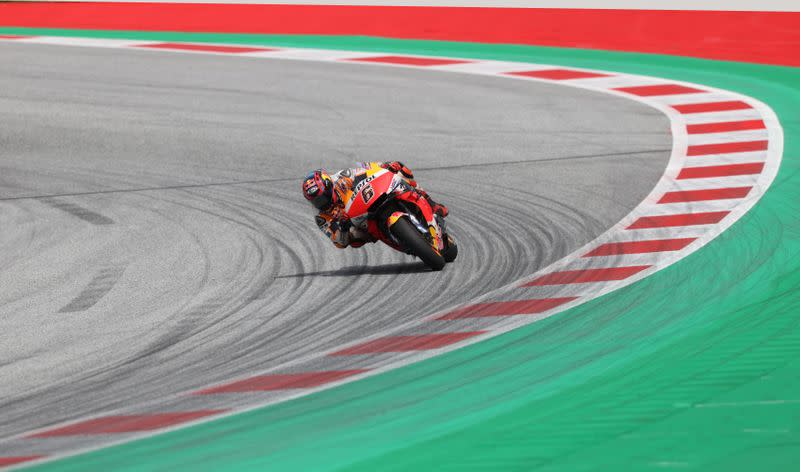 MotoGP testing new communications system at Misano for rider safety
