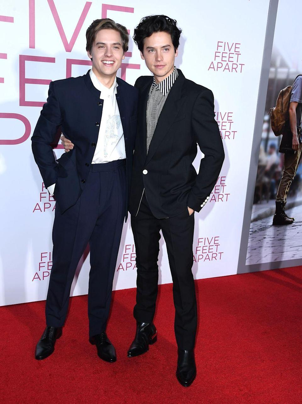 <p>Since their successful Disney series, <em>The Suite Life of Zack & </em><em>Cody,</em> ended in 2008, the two have gone to college and are back working in Hollywood again—this time, not as a dynamic duo though.</p>