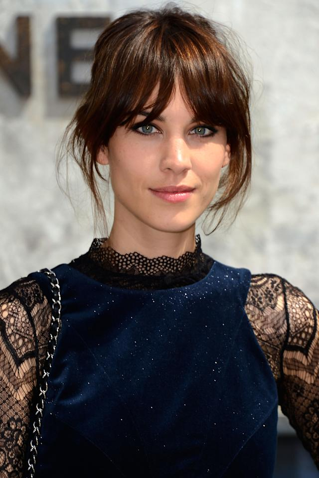 """<p>Wispy bangs will never go out of style - especially for those with long faces. """"Add some Bardot fringe with asymmetric soft tendrils to create focal points around the face,"""" says New York City-based celebrity hairstylist <a rel=""""nofollow"""" href=""""https://www.instagram.com/mattshair/?hl=en"""">Matt Fugate</a>.</p><p><strong>RELATED: <a rel=""""nofollow"""" href=""""http://www.redbookmag.com/beauty/hair/advice/g826/long-hair-how-to-hairstyles/"""">18 Long Hairstyles <em>You</em> Can Wear</a><span><a rel=""""nofollow"""" href=""""http://www.redbookmag.com/beauty/hair/advice/g826/long-hair-how-to-hairstyles/""""></a></span></strong><br></p>"""