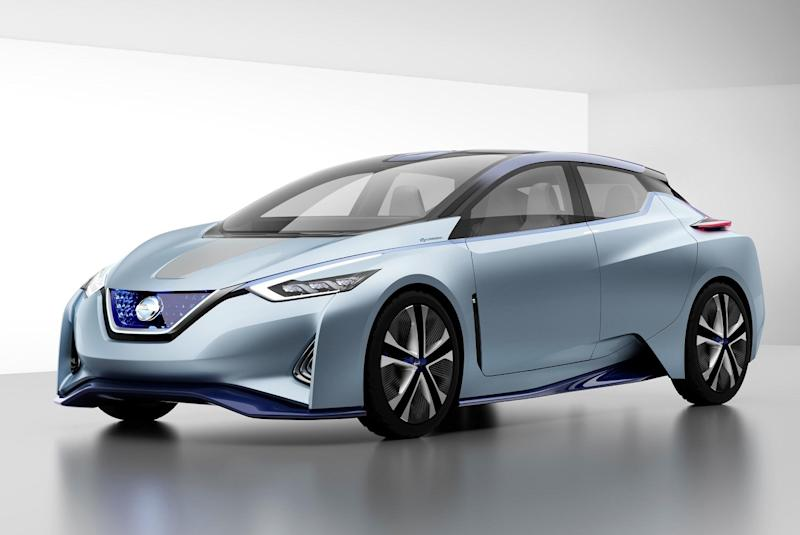 How Tesla is helping Nissan sell electric cars