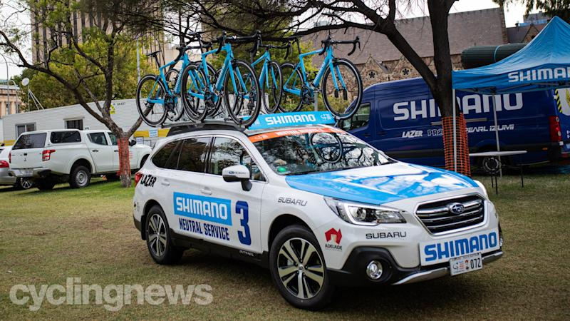 Tour Down Under Tech Gallery