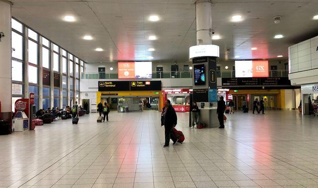 Coronavirus: Gatwick job losses exceed 1,000 as pandemic drags airport into the red