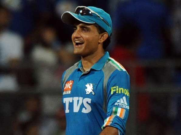 Sourav Ganguly was captain of the unsuccessful Pune Warriors India side during 2012 edition