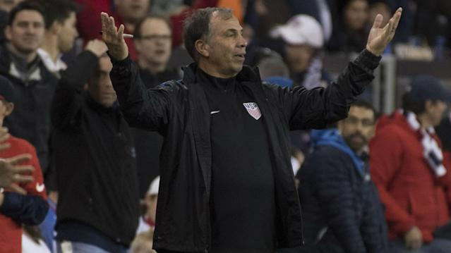 The U.S. national team coach says there could be adjustments to his lineup beyond finding replacements for Sebastian Lletget and John Brooks.